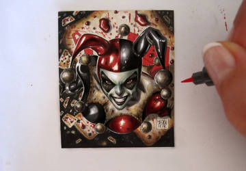 Harley Quinn by MelikeAcar