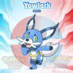 The Blue Yowlark man 1