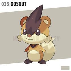 Gosnut Cute M