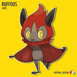 The Brown Ruffous bat