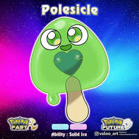 The Polescicle Green