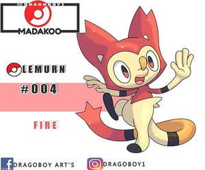 The Red Lemurn Man