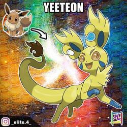 The Yellow Yeeteon cute