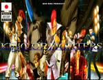 wallpaper king of fighters snk japan