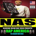poster de mc nas hip hop america