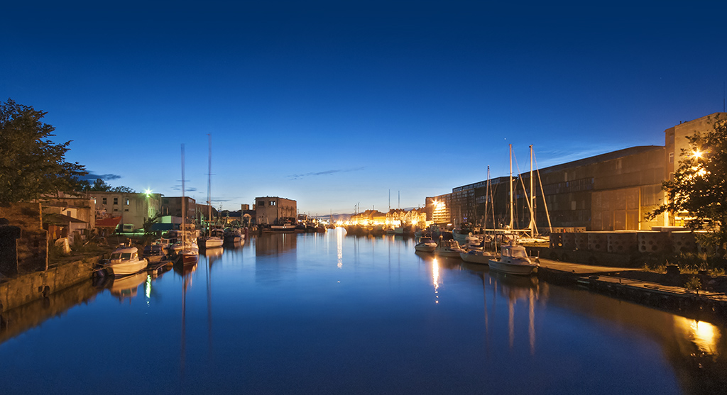 Ustecki port by Assire2