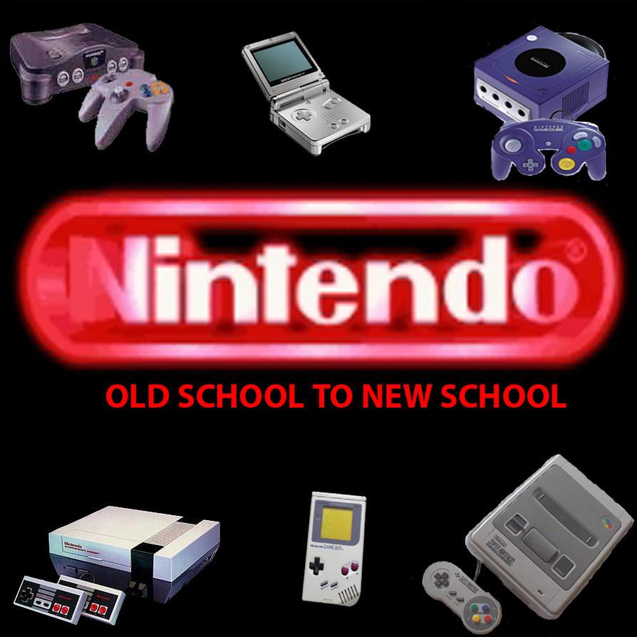 Nintendo by Moeksu87