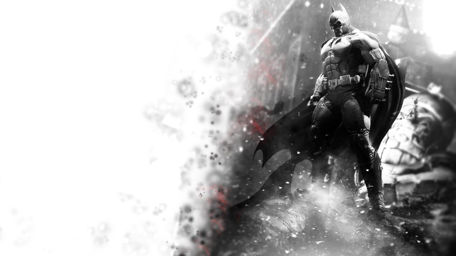 Batman Arkham Origins By SlapFish12