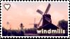 Windmills by WaywardSoothsayer