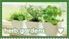 Herb Gardens by WaywardSoothsayer