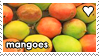 Mangoes by WaywardSoothsayer