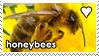 Honeybees by WaywardSoothsayer