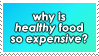 Healthy Food by WaywardSoothsayer