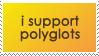 Polyglots by WaywardSoothsayer