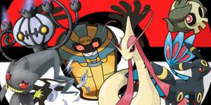 My Pokemon team by Shadowboy378