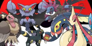 My Pokemon Team 2 by Shadowboy378