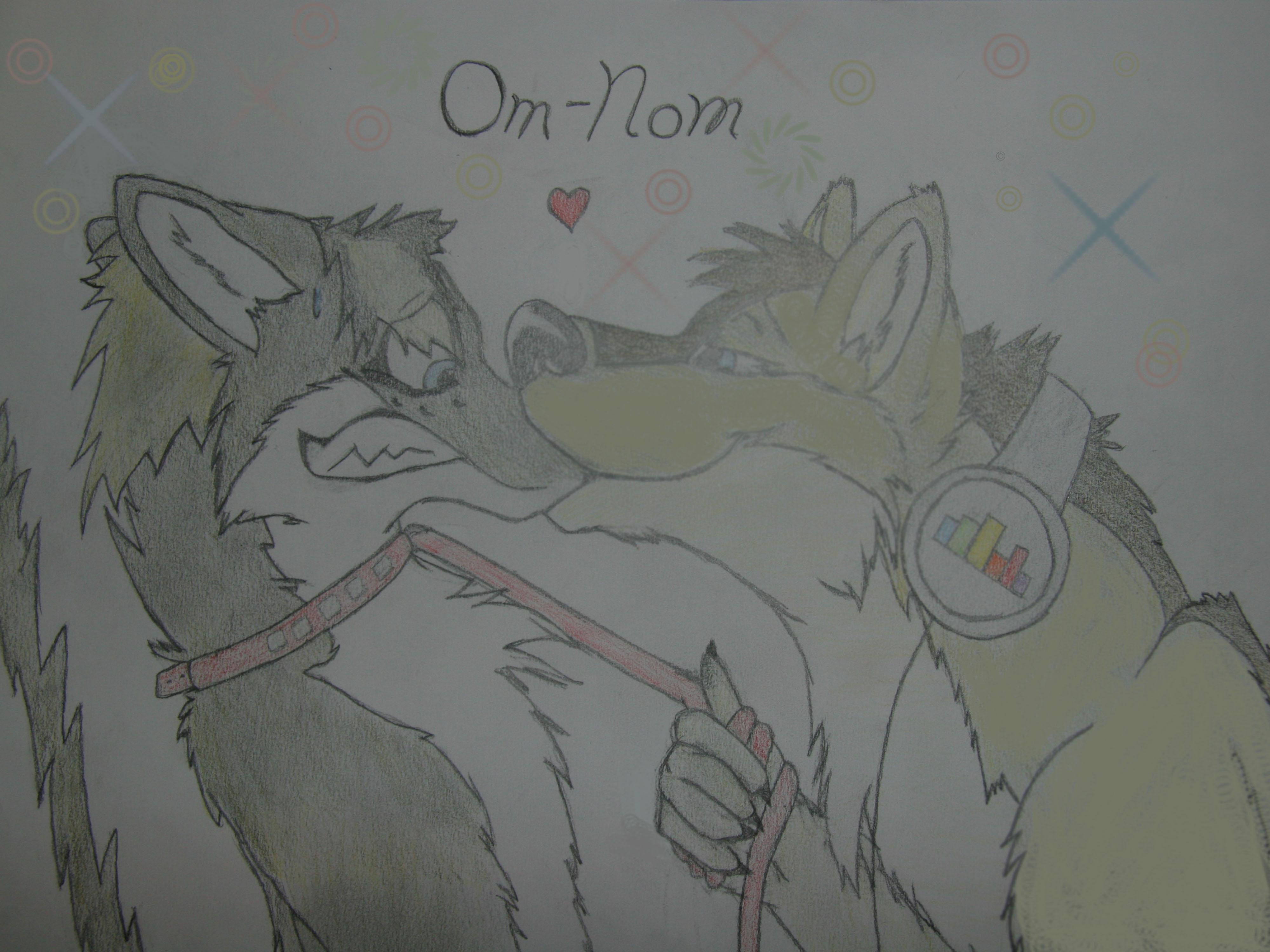 Om-Nom by Shadowboy378