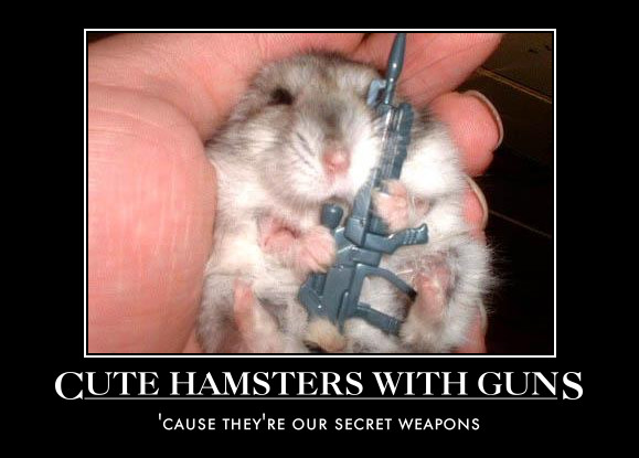 hamster demotivational 2 by Weirddudeguy
