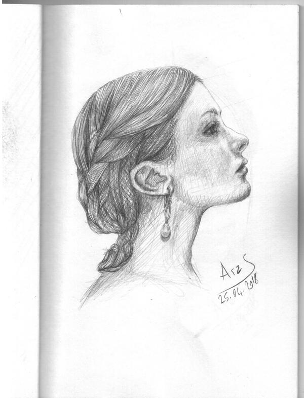 Portraits by arasacer