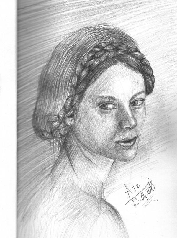 Portraits VXML by arasacer