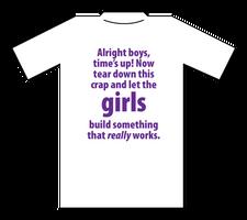 Tear It Down-T-Shirt