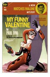 Harley Quinn - Pulp by TonyFleecs