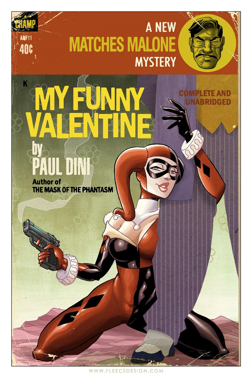 Harley Quinn - Pulp