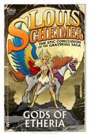 She-Ra Fantasy Novel Cover by TonyFleecs