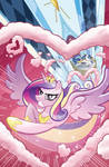My Little Pony #3 Hot Topic Variant