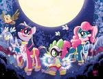 My Little Pony #3 Larry's/Jetpack Variants