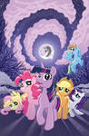 My Little Pony #6 Cover