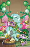 My Little Pony #4 Hot Topic Variant