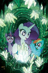 My Little Pony #8 Emerald Knights Variant