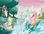 My Little Pony Micro #4 Larry's/Jetpack Cover