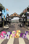 My Little Pony #9 SDCC Exclusive Cover