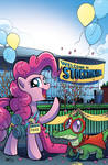 My Little Pony #9 StocktonCon Cover