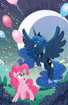 MLP Friends Forever #7 Sub Cover
