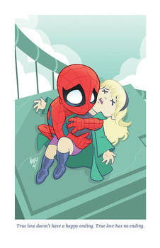 Adorable Tragedies 5- The Death of Gwen Stacy
