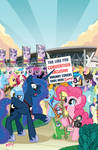 MLP Friends Forever #7 Jetpack Convention Cover