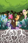 My Little Pony Friendship Is Magic #27 cvr