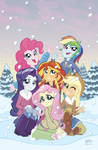 MLP Equestria Girls Holiday Special Hastings Cvr
