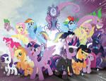 My Little Pony 32 Friends Forever 18 Jetpack CVRS