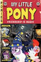 My Little Pony 32 SDCC Variant
