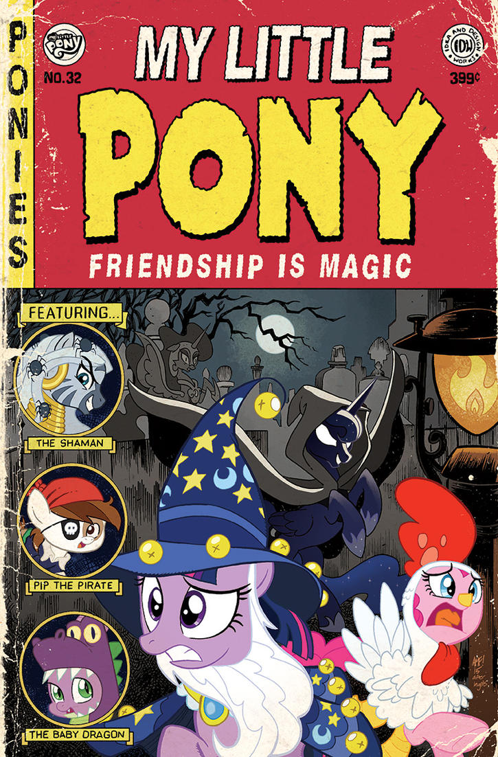 My 32 Piece Winter Capsule Wardrobe: My Little Pony 32 SDCC Variant By TonyFleecs On DeviantArt