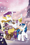 My Little Pony Friends Forever 26 Cover
