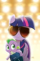 My Little Pony: Friendship is Magic #40 Hot Topic by TonyFleecs