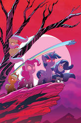 My Little Pony: Friendship is Magic #44 Cover by TonyFleecs
