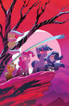 My Little Pony: Friendship is Magic #44 Cover