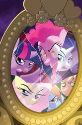 My Little Pony: Friendship is Magic #45 Cover by TonyFleecs