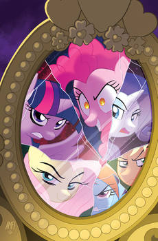 My Little Pony: Friendship is Magic #45 Cover